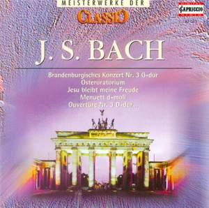 CLASSIC MASTERWORKS - Johann Sebastian Bach