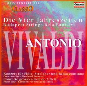 CLASSIC MASTERWORKS - Antonio Vivaldi