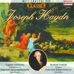 CLASSIC MASTERWORKS - Joseph Haydn