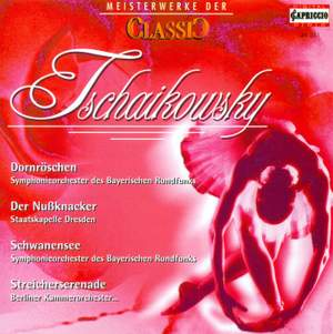 CLASSIC MASTERWORKS - Peter Tchaikovsky