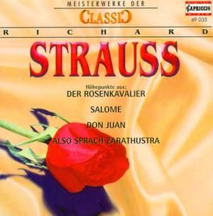 CLASSIC MASTERWORKS - Richard Strauss