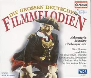 Film Music (German) - MACKEBEN, T. / HAENTZSCHEL, G. / GROTHE, F. / JURMANN, W. (Cologne Radio Orchestra)