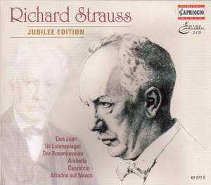 Strauss: Orchestral Music & Opera Excerpts