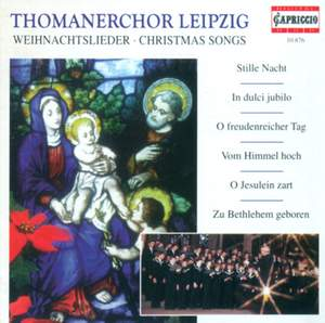 CHRISTMAS SONGS (Leipzig Thomaner Choir, Rotzsch