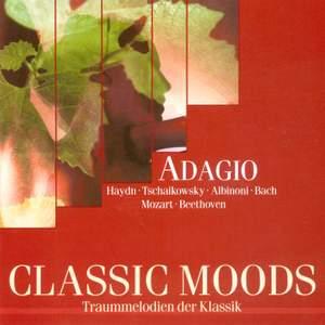 CLASSIC MOODS - ALBINONI, T.G. / HANDEL, G.F. / MARCELLO, A. / VIVALDI, A. / BACH, J.S. / MOZART, W.A. / BEETHOVEN, L. van / HAYDN, F.J.