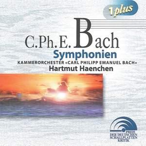 CPE Bach: Sinfonias