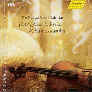 The Musical Advent Calendar Product Image