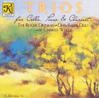 Trios for Cello, Piano and Clarinet