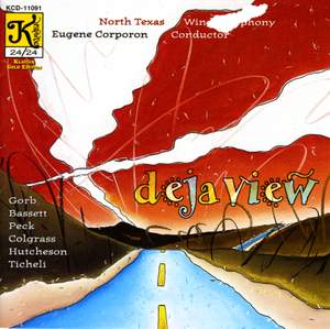 NORTH TEXAS WIND SYMPHONY: Deja View Product Image