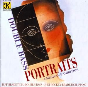 Double Bass Portraits - A Musical Exhibition