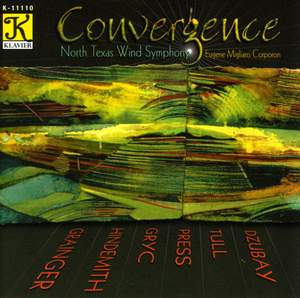 NORTH TEXAS WIND SYMPHONY: Convergence Product Image