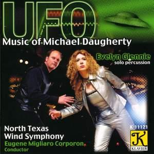 DAUGHERTY: UFO / Motown Metal / Niagara Falls / Desi / Red Cape Tango