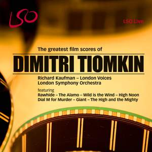 The greatest film scores of Dmitri Tiomkin
