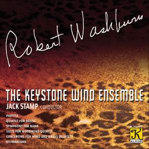 Washburn: Music for Wind Ensemble Product Image