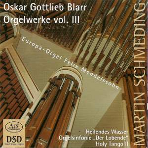 Oskar Blarr: Organ Works Vol. 3 Product Image