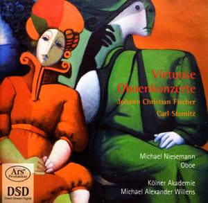 Virtuoso Oboe Concertos Product Image