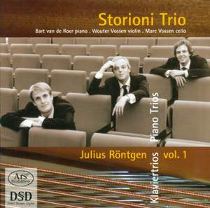 Julius Röntgen: Piano Trios Vol. 1 - Nos. 6, 9, 10