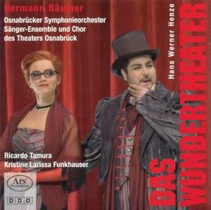Henze, H: Das Wundertheater