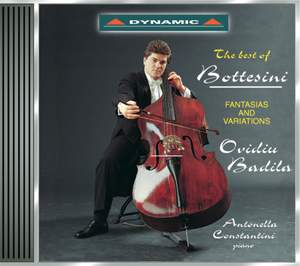 Bottesini: Double Bass Music, Vol. 1 - Fantasias and Variations
