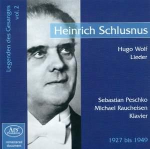 Hugo Wolf: Lieder