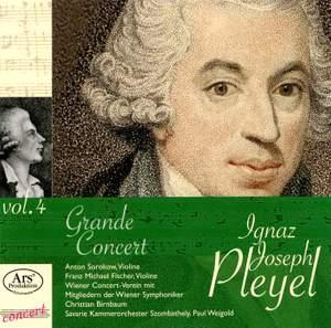 Pleyel Edition Vol. 4: Grande Concert