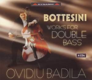 Bottesini: Works for Double Bass