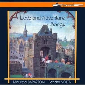 MILAN / VALDERRABANO / MUDARRA / SANZ / STEFANI: Love and Adventure Songs