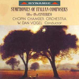 Symphonies of Italian Composers