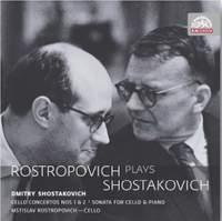 Cello Concertos Nos. 1 & 2 (Historical Choice)