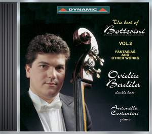 Bottesini: Double Bass Music, Vol. 2 - Fantasias and Other Works
