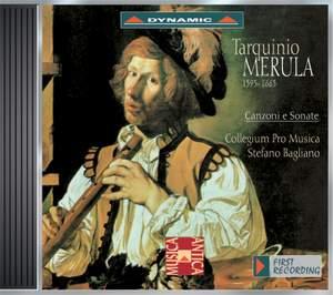Merula: Canzonas & Sonatas
