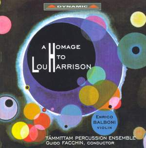 A Homage to Lou Harrison