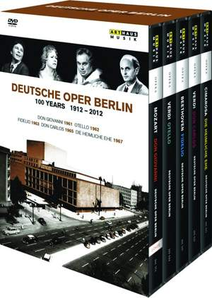Deutsche Oper Berlin: 100 Years 1912-2012