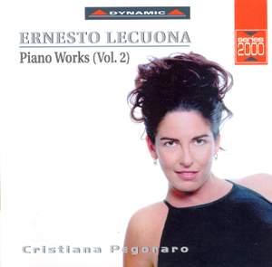 Lecuona: Piano Works, Vol. 2