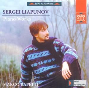 Lyapunov: Piano Works