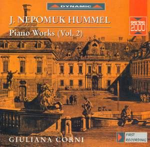 Hummel: Piano Works Vol. 2