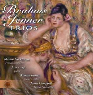 Brahms & Jenner: Trios
