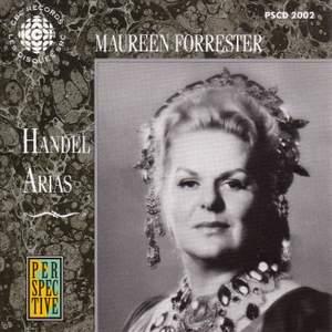 Handel: Arias from Oratorios and Operas