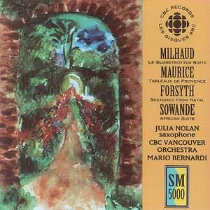 Sowande: African Suite
