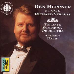 Ben Heppner sings Richard Strauss