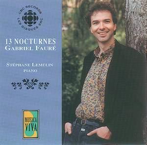 Fauré: Nocturnes Nos. 1-13