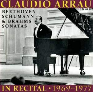 Claudio Arrau in Recital