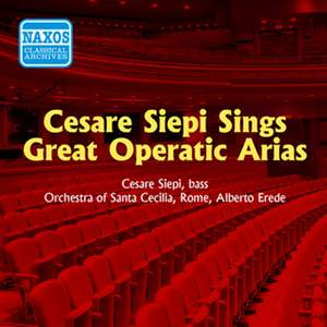 Cesare Siepi: Great Operatic Arias (1955)