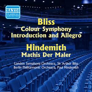 Bliss: Colour Symphony and Introduction & Allegro