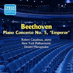 Beethoven: Piano Concerto No. 5 in E flat major, Op. 73 'Emperor'
