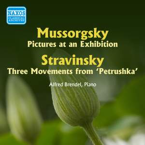 Mussorgsky: Pictures at an Exhibition & Stravinsky: Petrouchka Excerpts