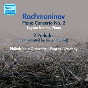 Rachmaninov: Piano Concerto No. 2, 2 Preludes (arr. for orchestra)
