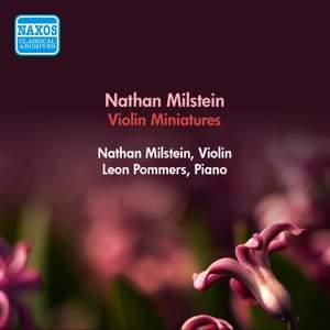 Violin Miniatures