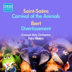 Saint-Saens: Carnival of the Animals
