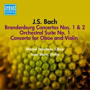 JS Bach: Brandenburg Concertos Nos. 1 and 2